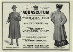 Aquascutum old