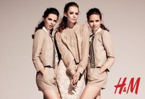Fast Fashion in Italia -  HM campaign ad