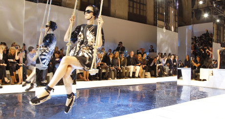 Moncler Gamme Rouge SS13